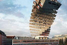 未来建築!?超現実的な建築アートがスゴい!!