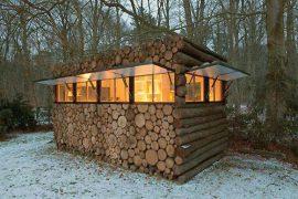 家の印象がぐっと変わる小屋を紹介♪空きスペースがあったらこんなのもアリかも!?